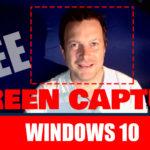 free screen capture windows 10
